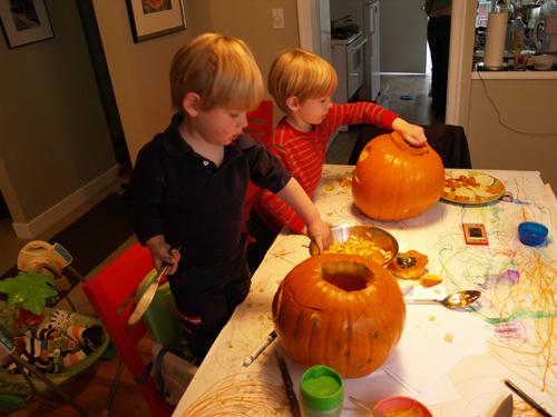 pumpkinsprehalloween